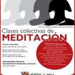 CARTEL MEDITACION web