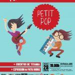 CARTEL PETIT POP WEB