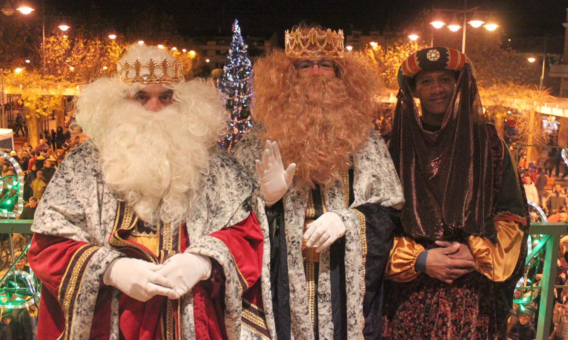 Reyes Magos en Cabanillas